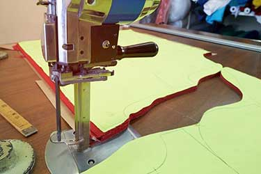 textile industry supplies